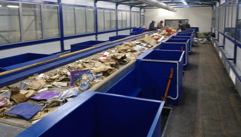 Център за управление на отпадъците Велико Търново