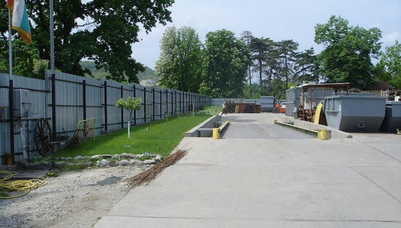Център за управление на отпадъците Свищов