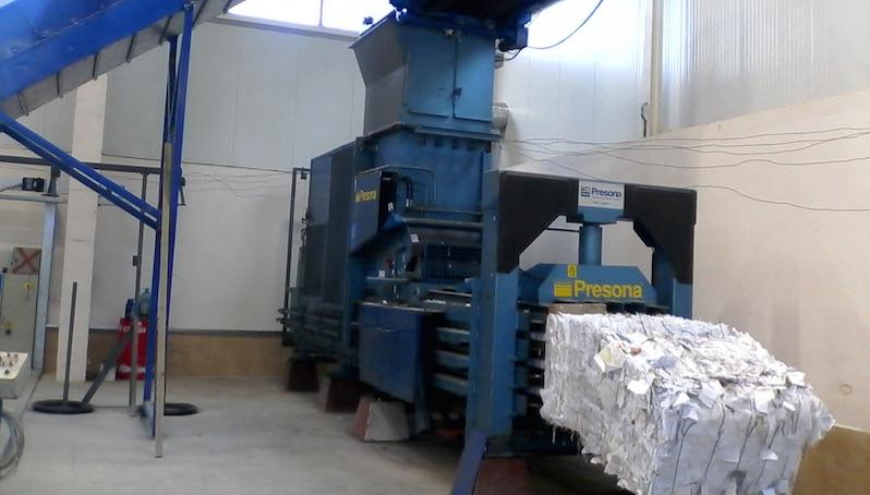 Еко Феникс - Сортиране и преработка на хартия