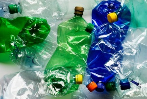 Светкавица сортира пластмасите за рециклиране