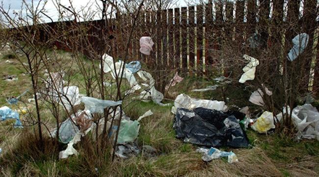 До 2019 г. ЕС ще съкрати наполовина употребата на найлонови торбички. Фотограф: Надежда Чипева