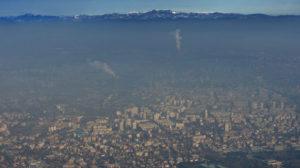 Изглед към София от Копитото ©НАДЕЖДА ЧИПЕВА