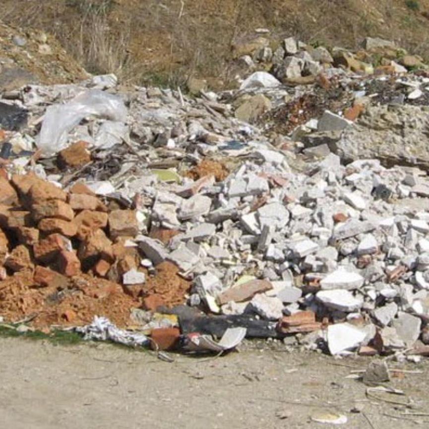 Еко Феникс - Строителни отпадъци