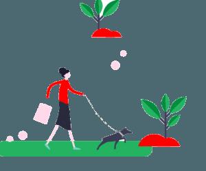 Акцентира на чистия въздух и спестява вредата от сметищата