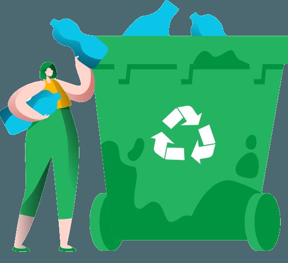Това е кратката азбука на ползите от рециклирането