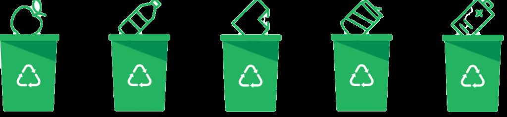 Рециклирането балансира вредните емисии и увеличава ефективността
