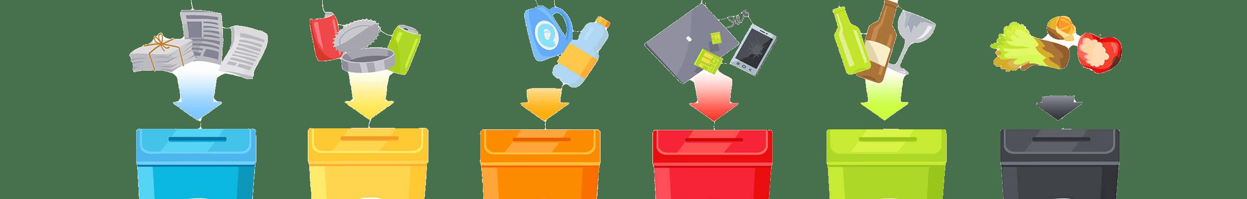 До 2035 г. 65% от битовите отпадъци трябва да бъдат подготвяни за повторна употреба и рециклиране.