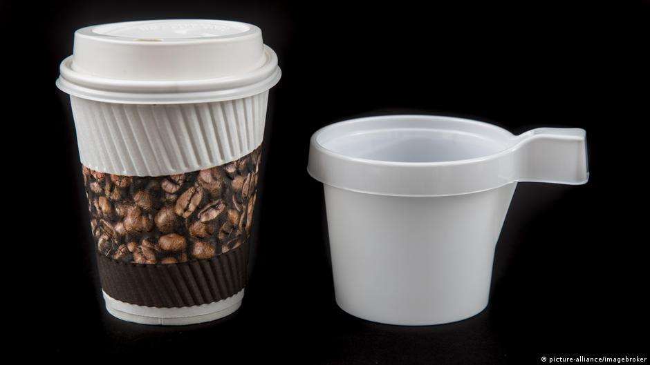 В Германия на час се употребяват по 320 хиляди пластмасови чаши за еднократна употреба